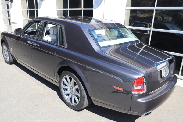 Used 2013 Rolls-Royce Phantom for sale Sold at Maserati of Greenwich in Greenwich CT 06830 4