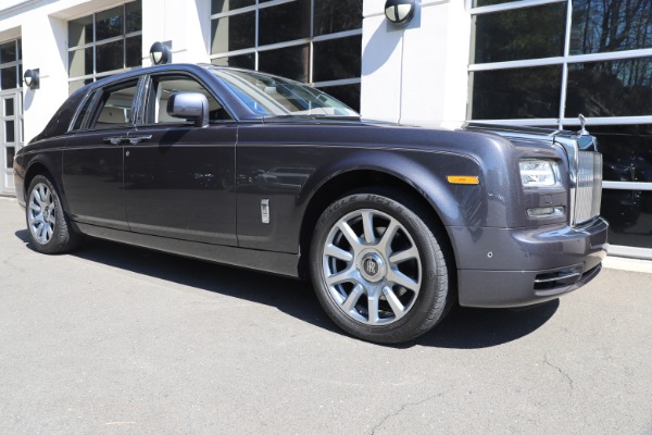 Used 2013 Rolls-Royce Phantom for sale Sold at Maserati of Greenwich in Greenwich CT 06830 8