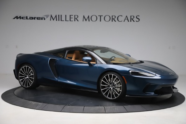 New 2020 McLaren GT Coupe for sale $236,675 at Maserati of Greenwich in Greenwich CT 06830 10