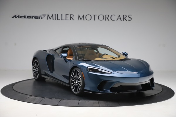New 2020 McLaren GT Coupe for sale $236,675 at Maserati of Greenwich in Greenwich CT 06830 11