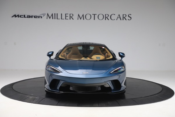 New 2020 McLaren GT Luxe for sale $236,675 at Maserati of Greenwich in Greenwich CT 06830 12