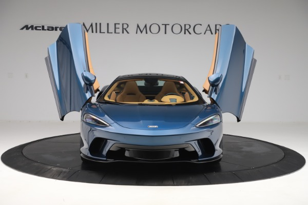 New 2020 McLaren GT Luxe for sale $236,675 at Maserati of Greenwich in Greenwich CT 06830 13
