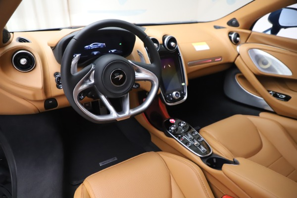 New 2020 McLaren GT Coupe for sale $236,675 at Maserati of Greenwich in Greenwich CT 06830 14
