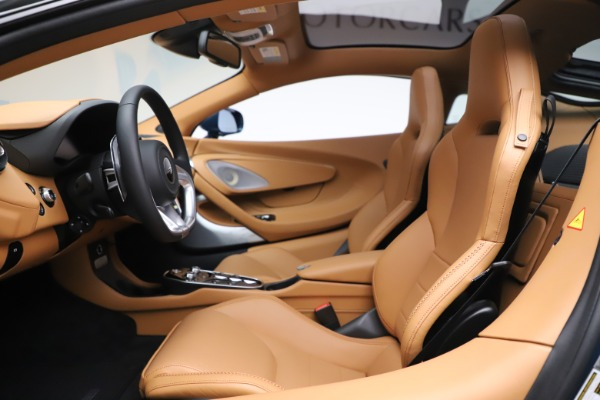 New 2020 McLaren GT Luxe for sale $236,675 at Maserati of Greenwich in Greenwich CT 06830 15