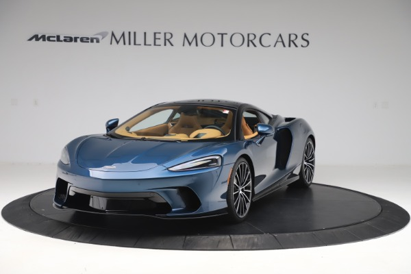 New 2020 McLaren GT Luxe for sale $236,675 at Maserati of Greenwich in Greenwich CT 06830 2