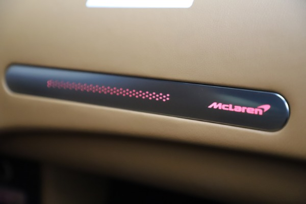 Used 2020 McLaren GT Luxe for sale Call for price at Maserati of Greenwich in Greenwich CT 06830 22