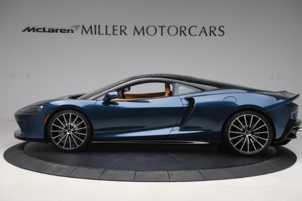 New 2020 McLaren GT Luxe for sale $236,675 at Maserati of Greenwich in Greenwich CT 06830 3