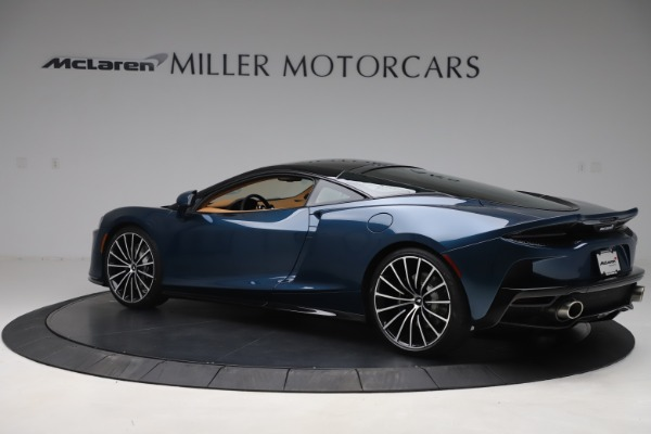 New 2020 McLaren GT Luxe for sale $236,675 at Maserati of Greenwich in Greenwich CT 06830 4