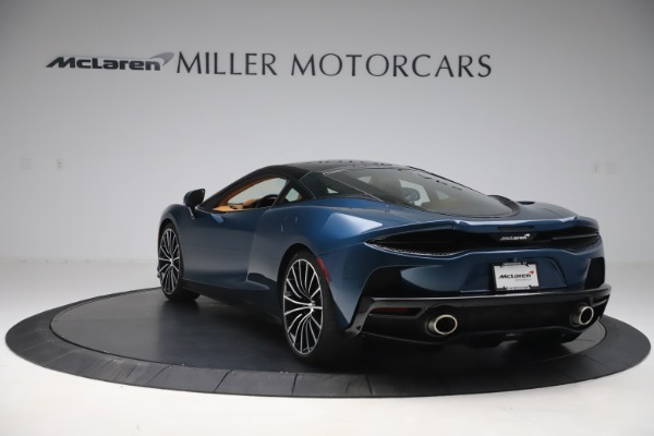New 2020 McLaren GT Coupe for sale $236,675 at Maserati of Greenwich in Greenwich CT 06830 5
