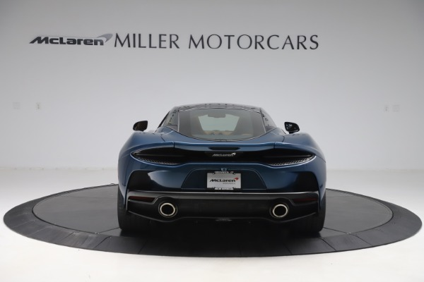 New 2020 McLaren GT Luxe for sale $236,675 at Maserati of Greenwich in Greenwich CT 06830 6