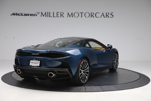 New 2020 McLaren GT Luxe for sale $236,675 at Maserati of Greenwich in Greenwich CT 06830 7