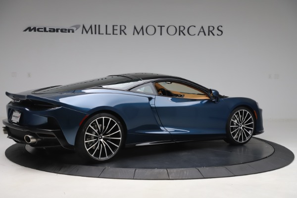 New 2020 McLaren GT Coupe for sale $236,675 at Maserati of Greenwich in Greenwich CT 06830 8