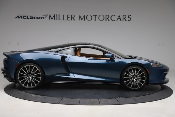 New 2020 McLaren GT Luxe for sale $236,675 at Maserati of Greenwich in Greenwich CT 06830 9