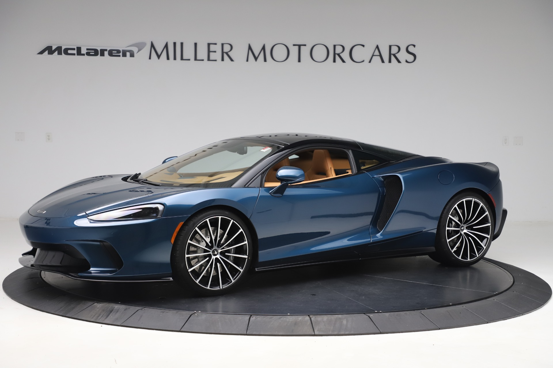 New 2020 McLaren GT Luxe for sale $236,675 at Maserati of Greenwich in Greenwich CT 06830 1