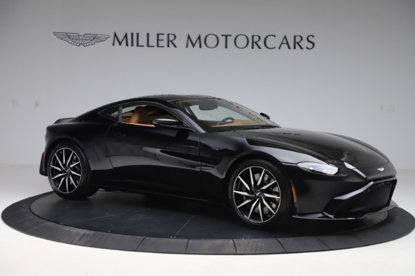 New 2020 Aston Martin Vantage Coupe for sale $183,879 at Maserati of Greenwich in Greenwich CT 06830 10