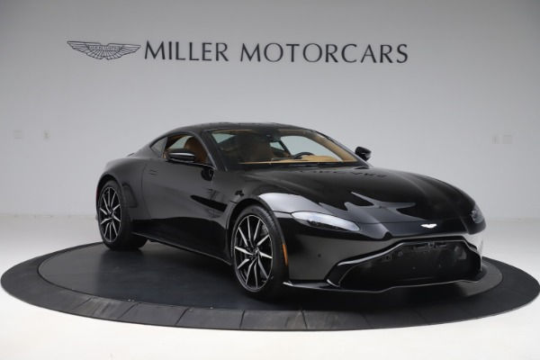 New 2020 Aston Martin Vantage Coupe for sale $183,879 at Maserati of Greenwich in Greenwich CT 06830 11