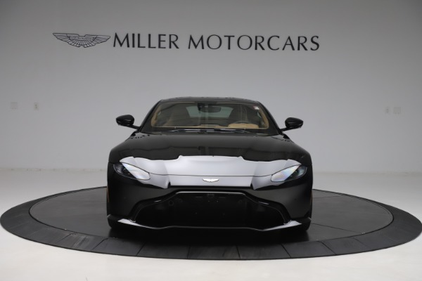 New 2020 Aston Martin Vantage Coupe for sale $183,879 at Maserati of Greenwich in Greenwich CT 06830 12