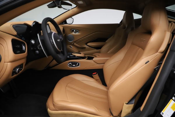 New 2020 Aston Martin Vantage Coupe for sale $183,879 at Maserati of Greenwich in Greenwich CT 06830 14