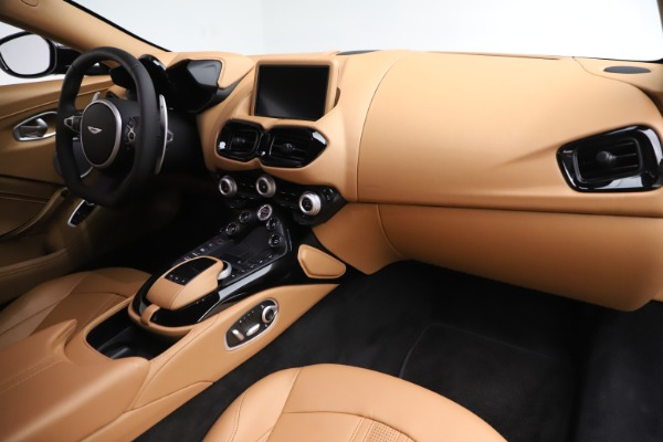New 2020 Aston Martin Vantage Coupe for sale $183,879 at Maserati of Greenwich in Greenwich CT 06830 17