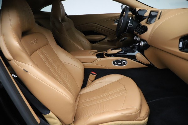 New 2020 Aston Martin Vantage Coupe for sale $183,879 at Maserati of Greenwich in Greenwich CT 06830 19
