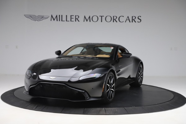 New 2020 Aston Martin Vantage Coupe for sale $183,879 at Maserati of Greenwich in Greenwich CT 06830 2