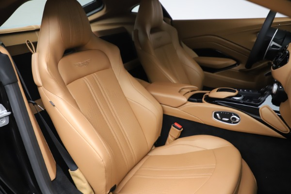 New 2020 Aston Martin Vantage Coupe for sale $183,879 at Maserati of Greenwich in Greenwich CT 06830 20