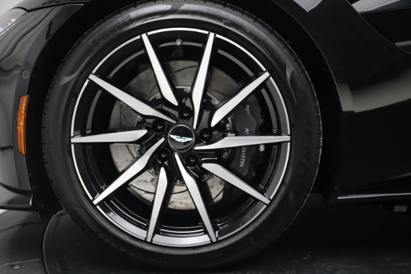 New 2020 Aston Martin Vantage Coupe for sale $183,879 at Maserati of Greenwich in Greenwich CT 06830 22