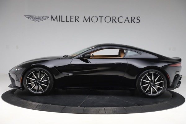 New 2020 Aston Martin Vantage Coupe for sale $183,879 at Maserati of Greenwich in Greenwich CT 06830 3