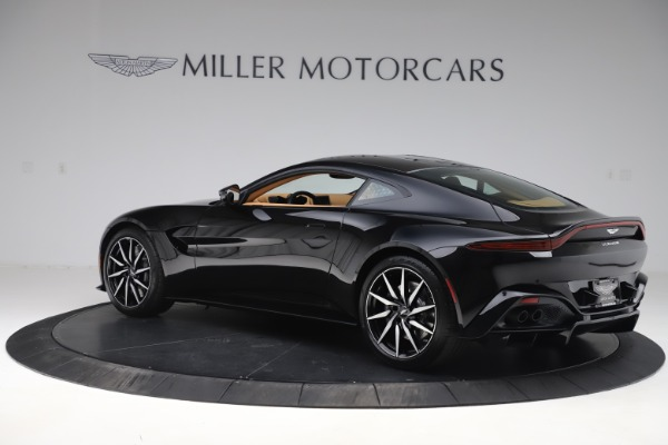 New 2020 Aston Martin Vantage Coupe for sale $183,879 at Maserati of Greenwich in Greenwich CT 06830 4
