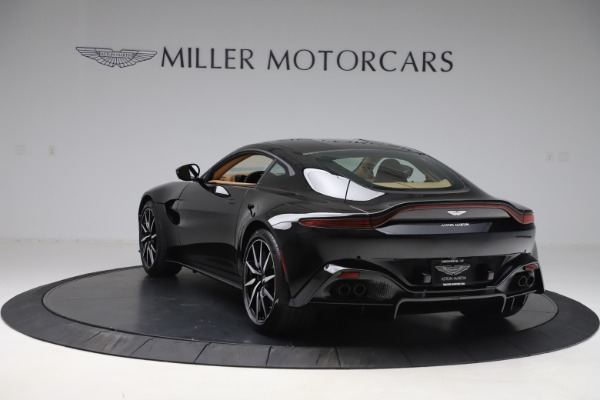 New 2020 Aston Martin Vantage Coupe for sale $183,879 at Maserati of Greenwich in Greenwich CT 06830 5