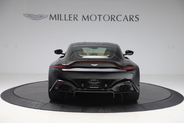 New 2020 Aston Martin Vantage Coupe for sale $183,879 at Maserati of Greenwich in Greenwich CT 06830 6
