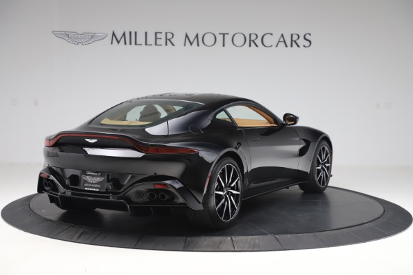New 2020 Aston Martin Vantage Coupe for sale $183,879 at Maserati of Greenwich in Greenwich CT 06830 7