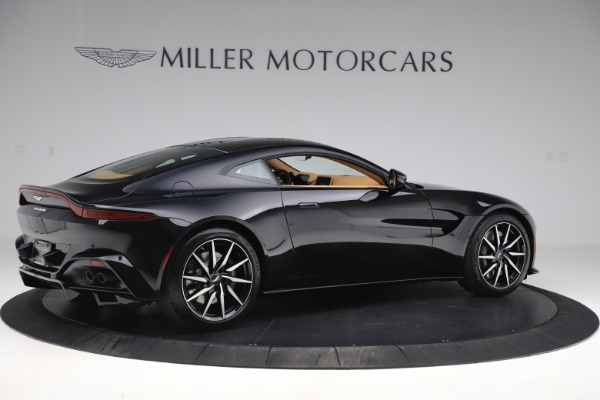 New 2020 Aston Martin Vantage Coupe for sale $183,879 at Maserati of Greenwich in Greenwich CT 06830 8