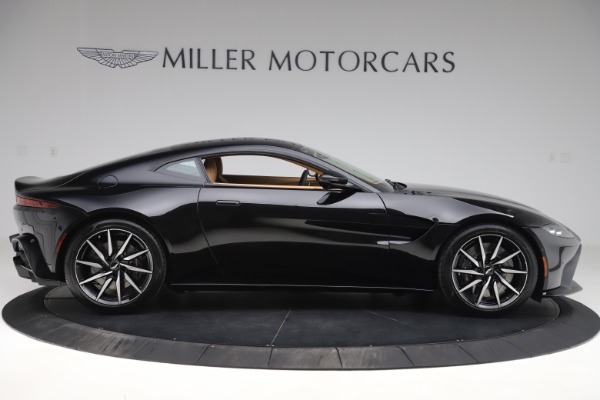 New 2020 Aston Martin Vantage Coupe for sale $183,879 at Maserati of Greenwich in Greenwich CT 06830 9