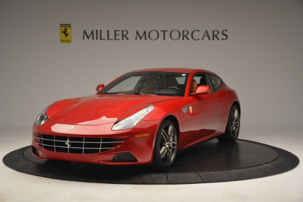 Used 2014 Ferrari FF for sale Sold at Maserati of Greenwich in Greenwich CT 06830 1