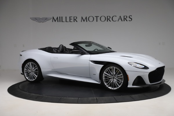 New 2020 Aston Martin DBS Superleggera Volante Convertible for sale $353,931 at Maserati of Greenwich in Greenwich CT 06830 10