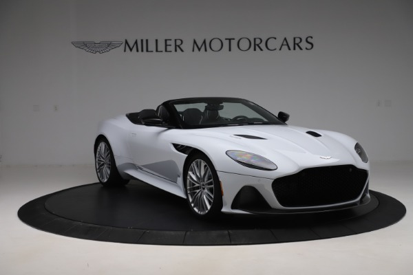 New 2020 Aston Martin DBS Superleggera Volante Convertible for sale $353,931 at Maserati of Greenwich in Greenwich CT 06830 11