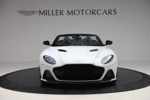 New 2020 Aston Martin DBS Superleggera Volante Convertible for sale $353,931 at Maserati of Greenwich in Greenwich CT 06830 12