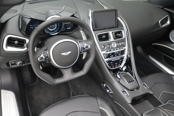 New 2020 Aston Martin DBS Superleggera Volante Convertible for sale $353,931 at Maserati of Greenwich in Greenwich CT 06830 13