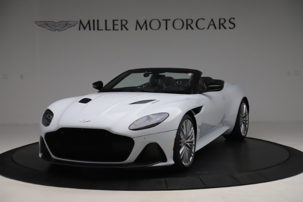 New 2020 Aston Martin DBS Superleggera Volante Convertible for sale $353,931 at Maserati of Greenwich in Greenwich CT 06830 2