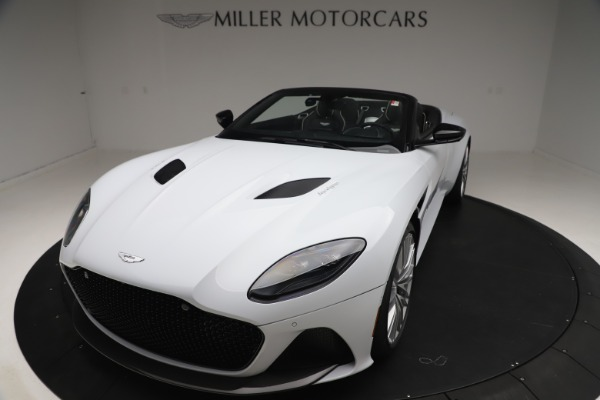 New 2020 Aston Martin DBS Superleggera Volante Convertible for sale $353,931 at Maserati of Greenwich in Greenwich CT 06830 23