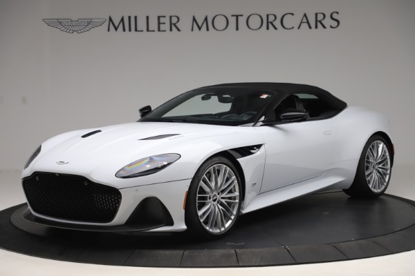 New 2020 Aston Martin DBS Superleggera Volante Convertible for sale $353,931 at Maserati of Greenwich in Greenwich CT 06830 25