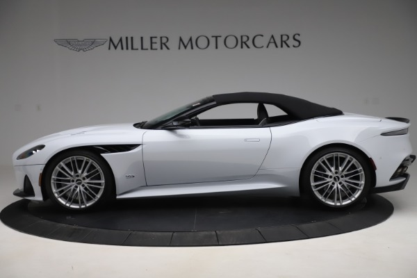 New 2020 Aston Martin DBS Superleggera Volante Convertible for sale $353,931 at Maserati of Greenwich in Greenwich CT 06830 26