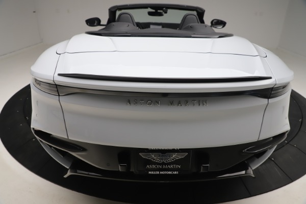 New 2020 Aston Martin DBS Superleggera Volante Convertible for sale $353,931 at Maserati of Greenwich in Greenwich CT 06830 28