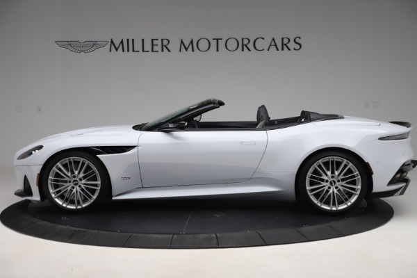 New 2020 Aston Martin DBS Superleggera Volante Convertible for sale $353,931 at Maserati of Greenwich in Greenwich CT 06830 3