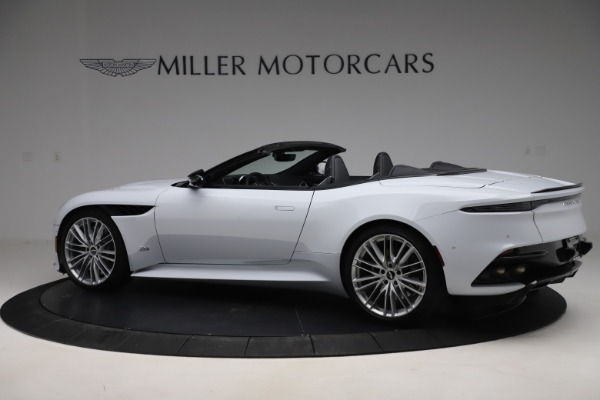 New 2020 Aston Martin DBS Superleggera Volante Convertible for sale $353,931 at Maserati of Greenwich in Greenwich CT 06830 4
