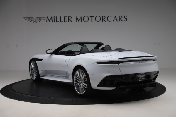 New 2020 Aston Martin DBS Superleggera Volante Convertible for sale $353,931 at Maserati of Greenwich in Greenwich CT 06830 5