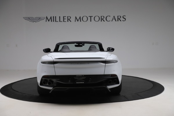 New 2020 Aston Martin DBS Superleggera Volante Convertible for sale $353,931 at Maserati of Greenwich in Greenwich CT 06830 6