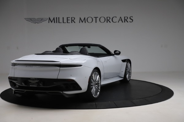 New 2020 Aston Martin DBS Superleggera Volante Convertible for sale $353,931 at Maserati of Greenwich in Greenwich CT 06830 7