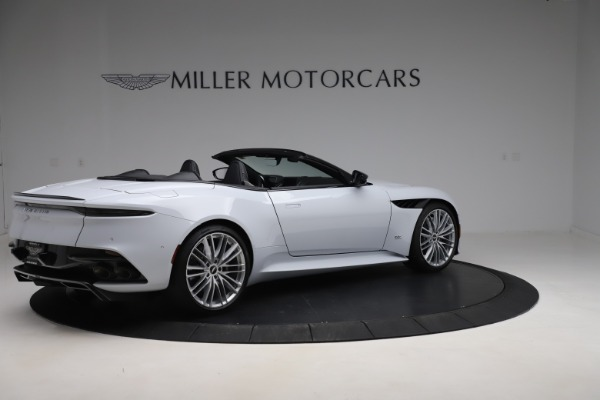 New 2020 Aston Martin DBS Superleggera Volante Convertible for sale $353,931 at Maserati of Greenwich in Greenwich CT 06830 8